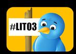 LIT03 Twitter Hashtag!