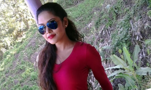 Bikini girl of Bangladesh
