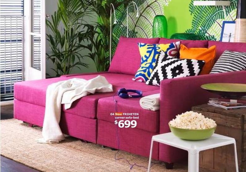 Quick look at the 2014 IKEA catalog: I am loving it! | IKEA Hackers ...