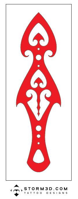 knife designs tribal tattoo Maori February inspired tattoos and tribal 2012 images: tattoo designs