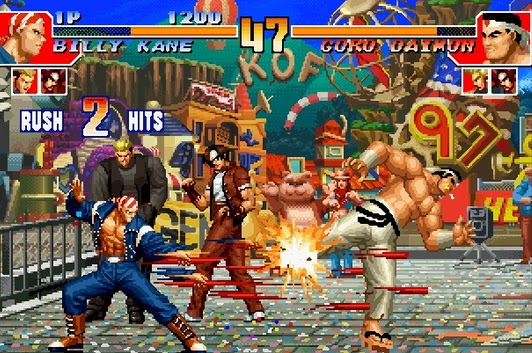 Download THE KING OF FIGHTERS