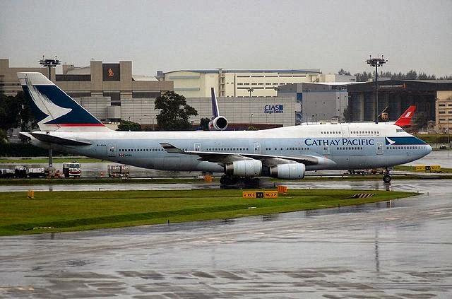 Cathay Pacific Air Lines
