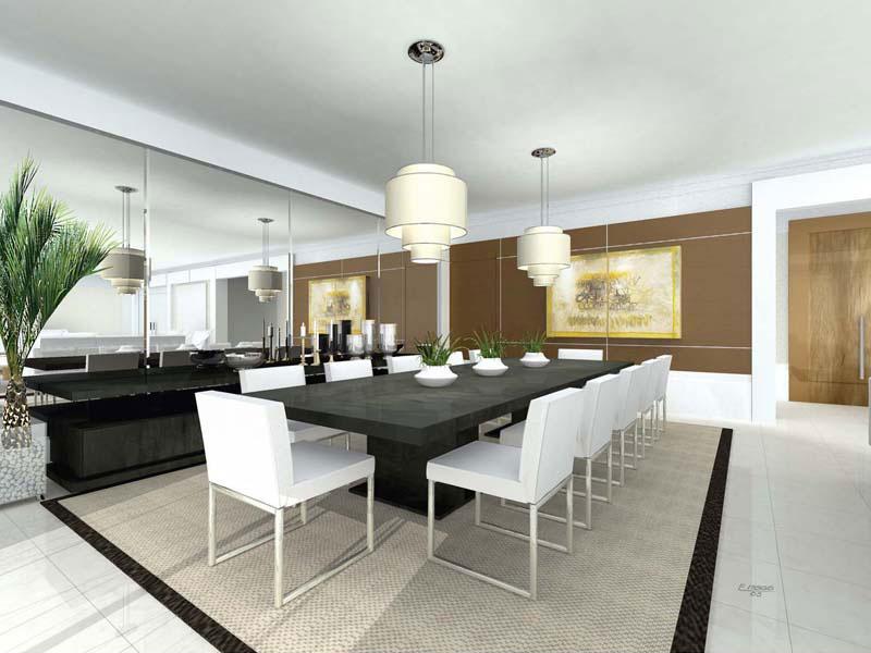 #474355 A arte de decorar Abajur e Lustres para sala de jantar e estar. 800x600 píxeis em Ambiente Moderno Descolado Sala Estar Jantar