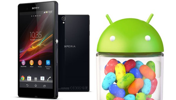 Sony Xperia Z to get Android 4.2 Jelly Bean Soon After Launch