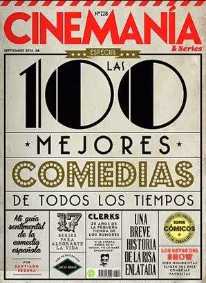 Leer Revista Cinemania