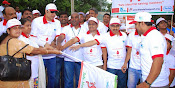 Vvs Lakshman at 5k Walk to encourage blood donation-thumbnail-9