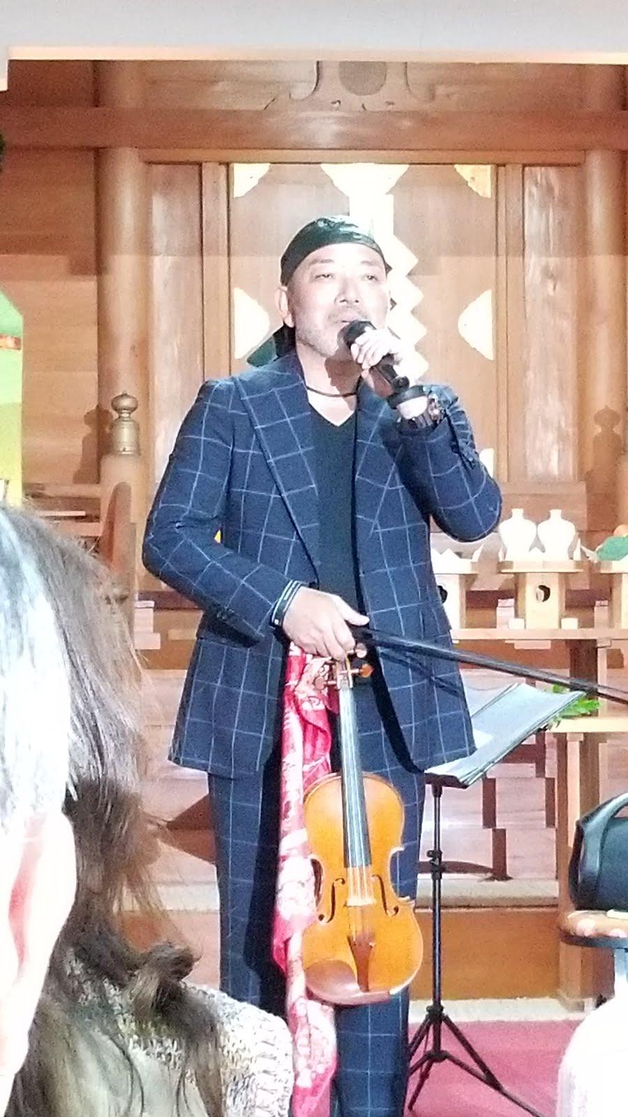 巌 コンサート 古澤