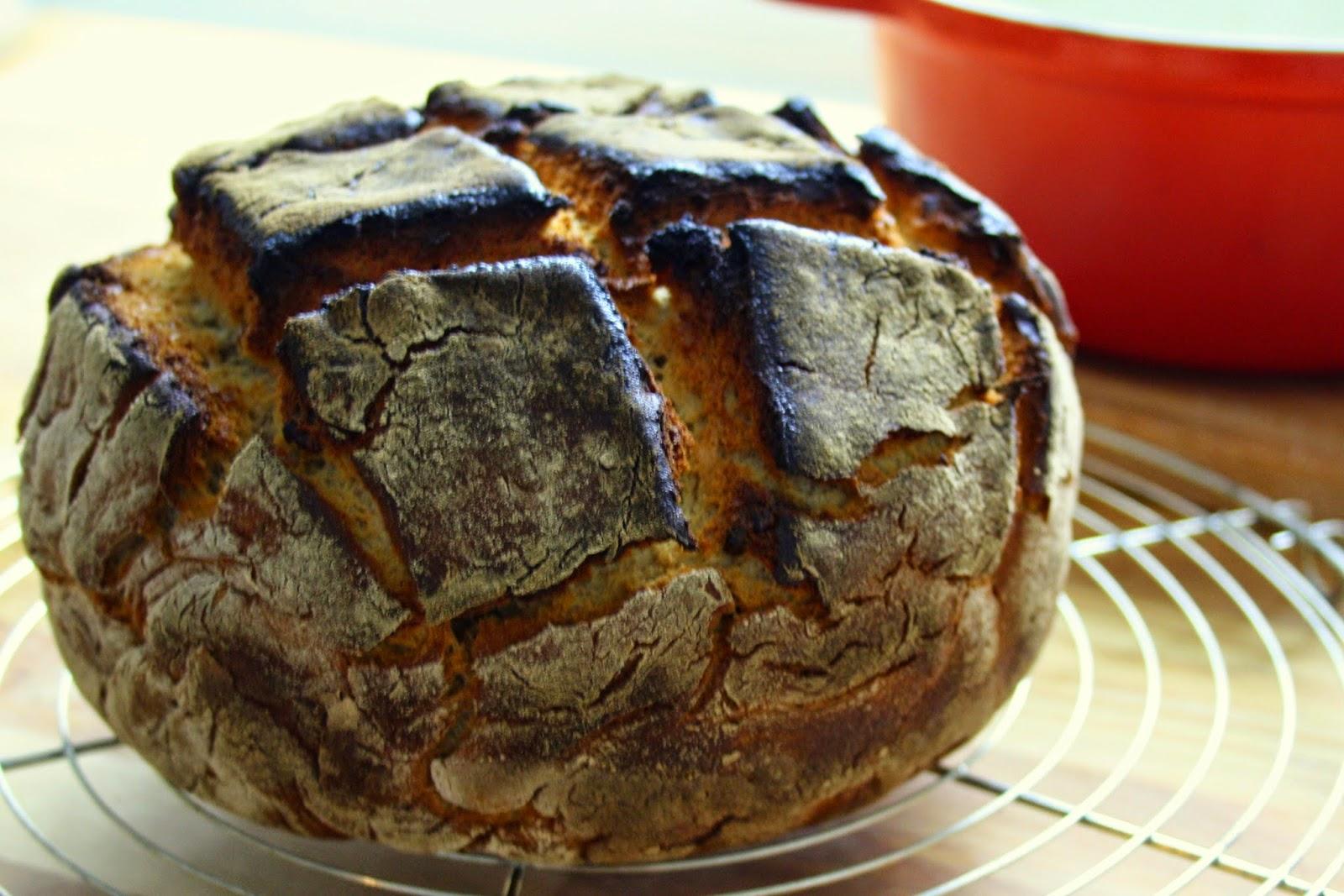 Experimente aus meiner Küche: Frühstücksbrot #breadbakingfriday