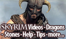 Skyrim videos cheats codes hints and game tips
