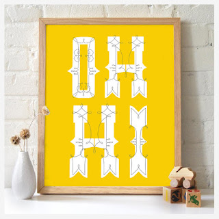 oh hi print by 2142 stuart on etsy