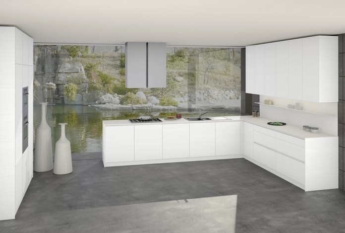 Furniture Interior Design: Seven kitchens once again demonstrate ...