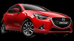 Eksterior Sedan Mazda 2 SkyActiv 2015_2