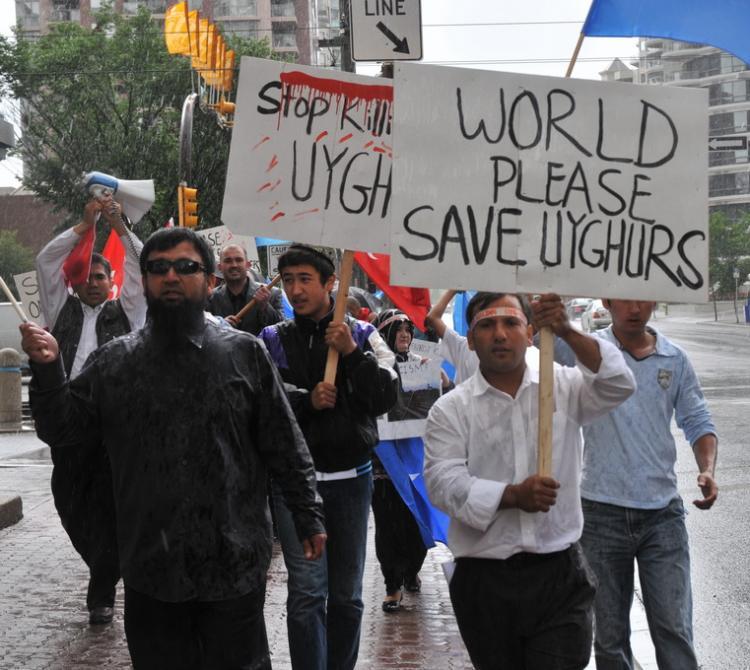 Memetakan Kamp Penahanan Xinjiang China bagi Muslim Uyghur dan Kazakh