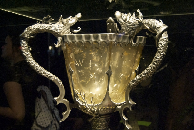 harry potter exhibition köln cologne trimagischer pokal
