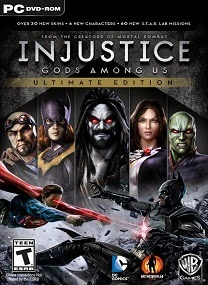 Download Injustice Gods Among Us Ultimate Edition PC Game Full Version
