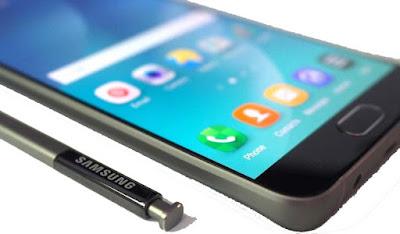 Samsung Galaxy Note 5 Spec