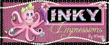Inky Impressions Website - NOW OPEN!!!