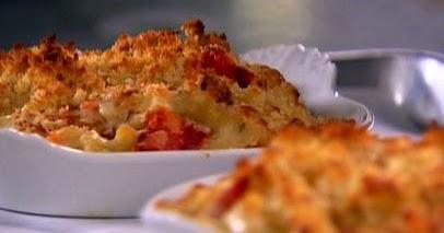 Gina S Italian Kitchen Lobster Macaroni And Cheese