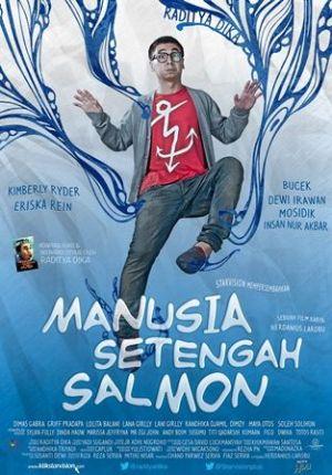 Film Manusia Setengah Salmon di Bioskop