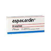 prospect aspacardin, indicatii aspacardin