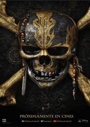 Ver Piratas del Caribe 5 (2017) Online HD Español / Latino