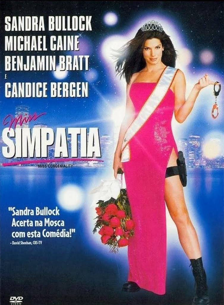 Miss Simpatia – Dublado