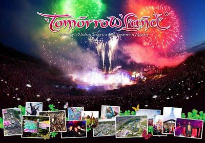 Poster TL 2011 - EN EUROPA: Tomorrowland 2013