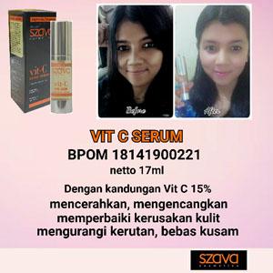 Produk Best Seller Szava Cosmetics