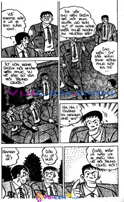 Jindodinho - Đường Dẫn Đến Khung Thành III Tập 55 page 53 Congtruyen24h