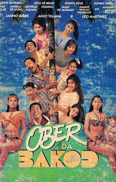 Ober Da Bakod GMA Network 90's sitcom retro pilipinas feature