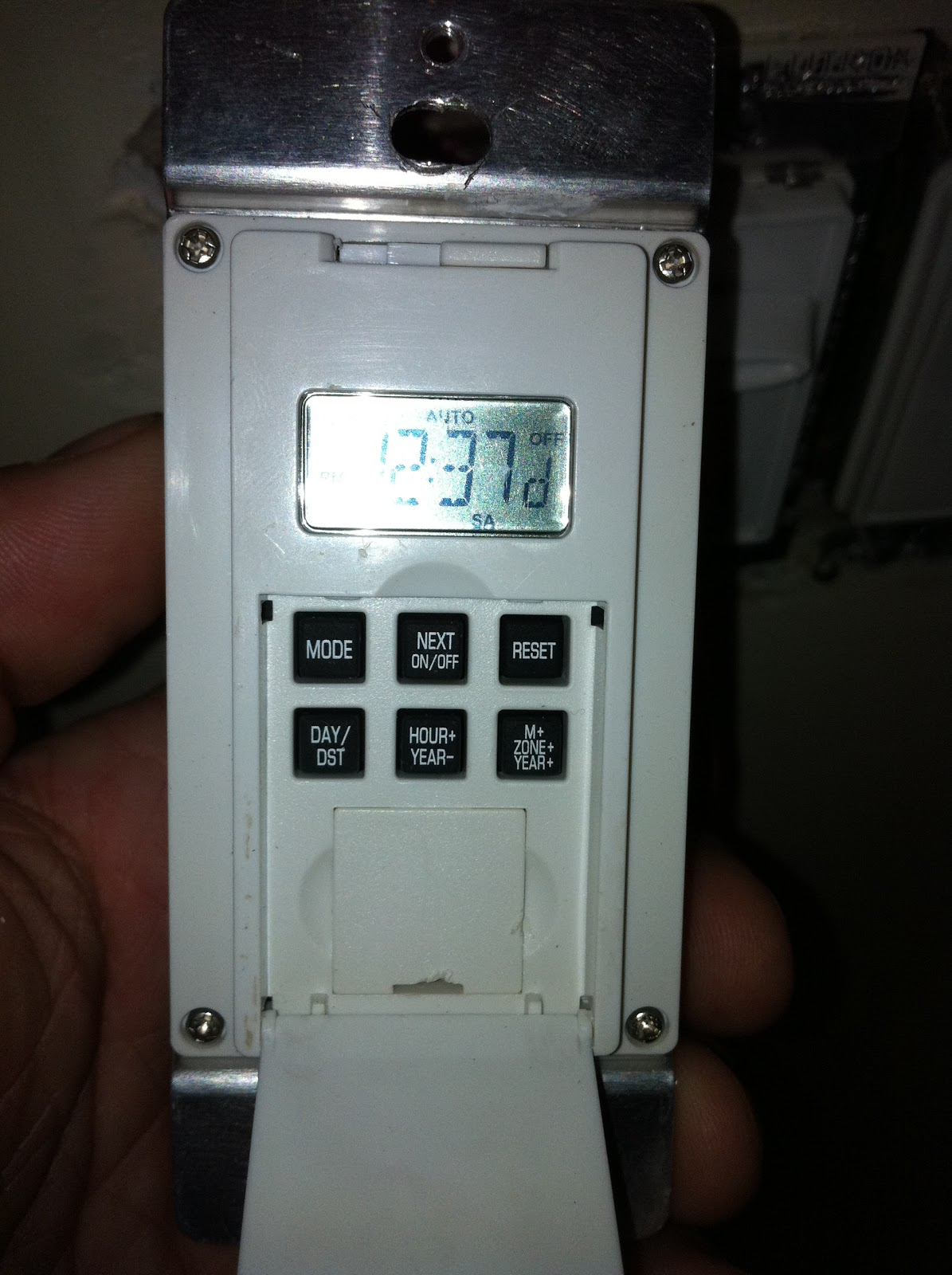 GEN3 Electric (215) 352-5963: Three different types of light switches.