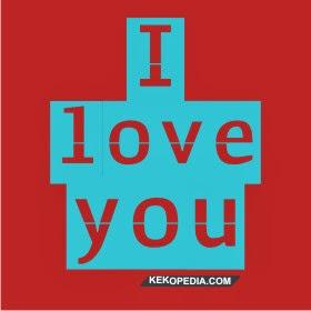 Ucapkan Rasa Cinta, Sayang dan Kangen Dengan Dp BBM ini