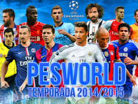 Patch PES 2013 Terbaru dari PES World Patch 1.0