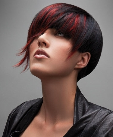 Hair Color Ideas on Vibrant Hair Color Ideas 2012   World Latest Fashion Trends