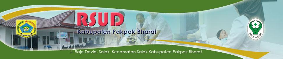 Rumah Sakit Umum Daerah Salak Kabupaten Pakpak Bharat