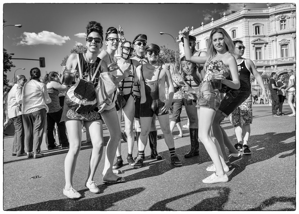 Gaypride, Madrid 2012