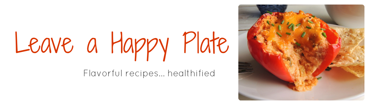 Leave a Happy Plate