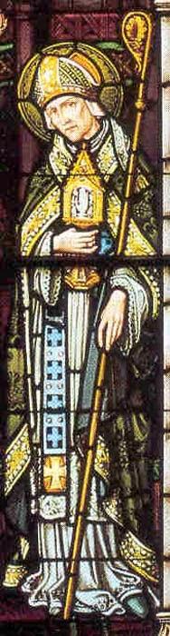 Den salige John Beche, fra St. Meinrad's Abbey i Indiana i USA