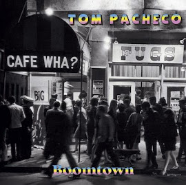 Tom Pacheco – Boomtown (2014)