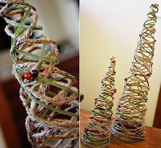 Como decorar pinheiro de Natal
