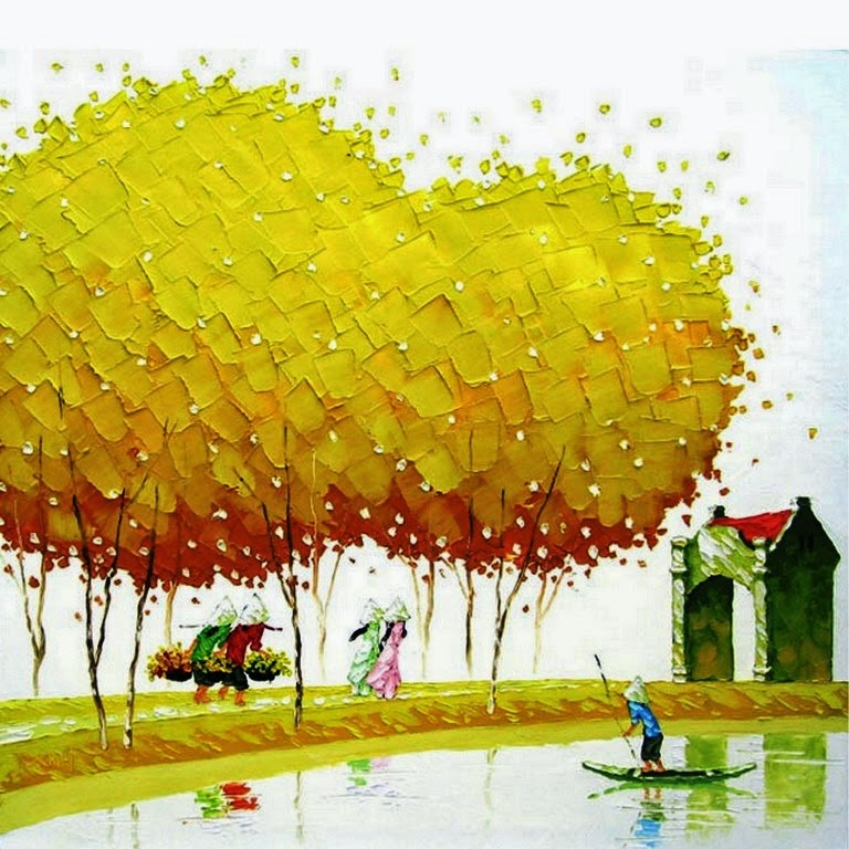 cuadros-abstractos-modernos-de-arboles