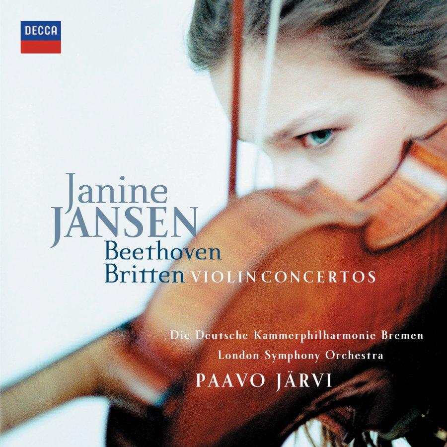Britten Violin Concerto