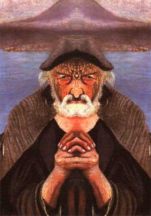 Картина Тивадара Чонтвари Костки