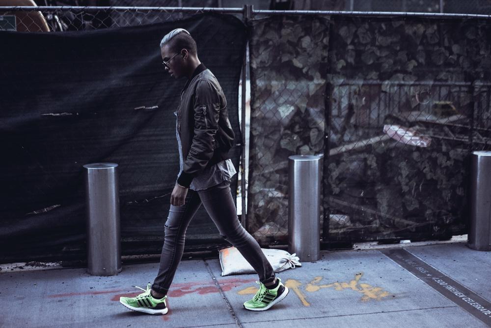 Adidas Ultra Boost Neon