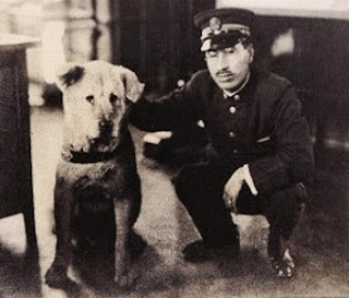 Hachiko, il cane entrato nella leggenda