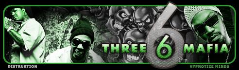 three 6 mafia discography rar