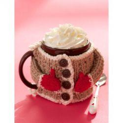 http://www.knittingpatternsgalore.com/hug-me-mug-cozy-10484.html