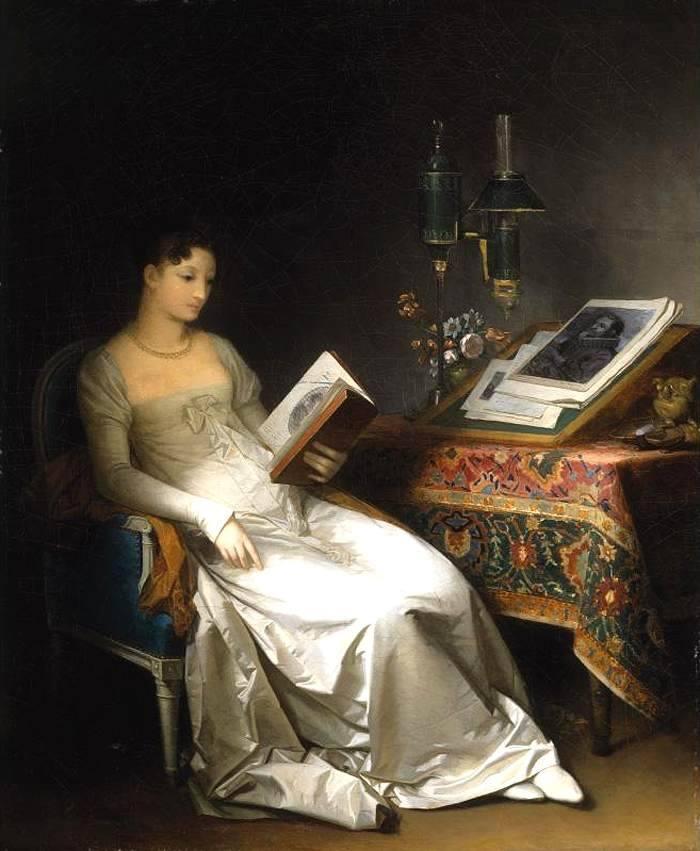 Marguerite Gérard, 1761-1837