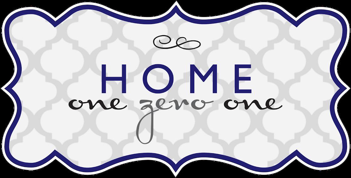 Home One Zero One