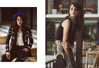 Paragon model management october 2015 for Karina paredes pacheco